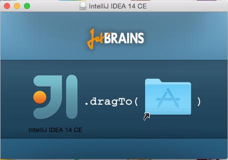 Installing IntelliJ IDEA on Mac