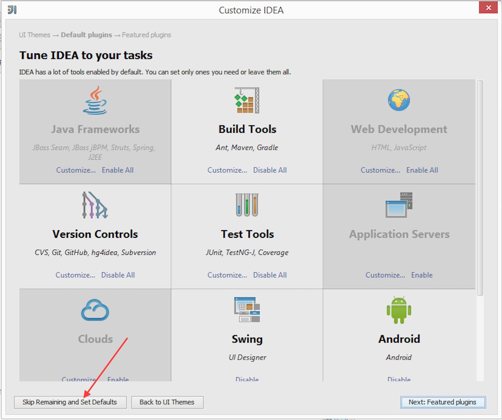 Installing IntelliJ IDEA on Windows